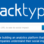 Backtype Twitter Analytic tool
